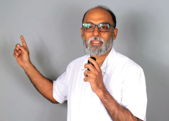 Professor R. Gidwani